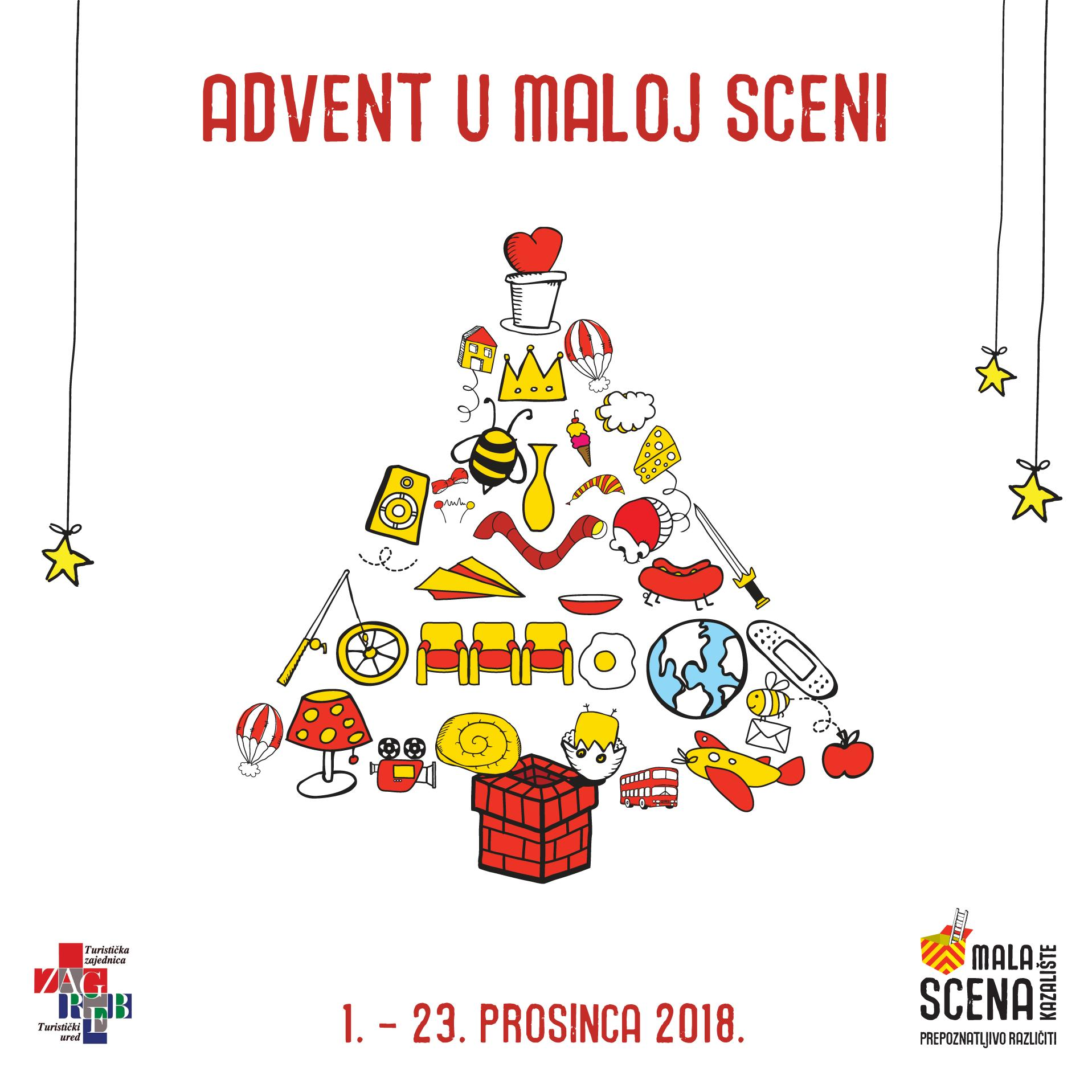 Advent u Maloj sceni