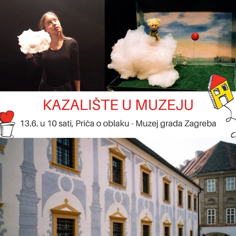 Kazalište u Muzeju – Mala scena i Muzej grada Zagreba započinju novu suradnju!